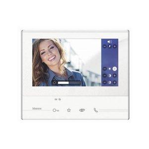Bticino Videofoon kleuren touchscreen Classe 300V 13E Wit