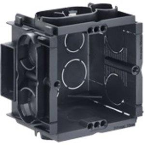 Helia inbouwdoos koppelbaar 50mm standaard per 10 stuks
