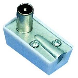 Coax Aansluiting mannelijk 9.5mm