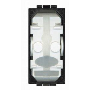 Bticino Drukknop LivingLight 10A 250V steekklemmen zonder toets
