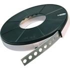 Montageband - 12 x 0.8mm, gaatjes 6mm