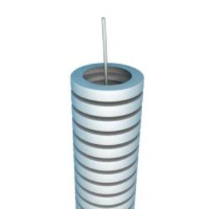 Flexibele buis 32mm met trekdraad - rol 50m