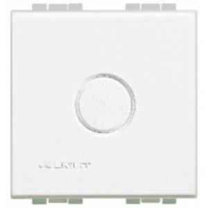 Bticino Blindplaat LivingLight 2 modules wit