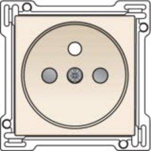 Niko afwerkingsset stopcontact inbouwdiepte 28,5mm Niko 100-66601