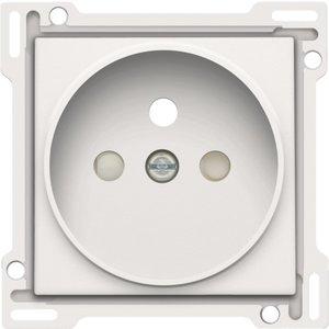 Niko afwerkingsset stopcontact inbouwdiepte 21mm Niko 101-66101