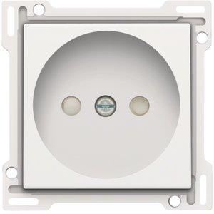 Niko afwerkingsset stopcontact zonder penaarde Niko 101-66501
