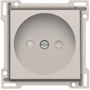 Niko afwerkingsset stopcontact zonder penaarde Niko 102-66501