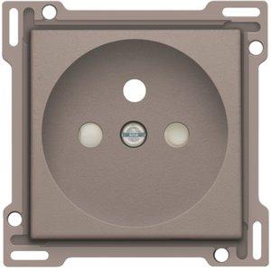 Niko afwerkingsset stopcontact inbouwdiepte 28,5mm Niko 104-66601