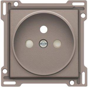 Niko afwerkingsset stopcontact inbouwdiepte 21mm Niko 104-66101