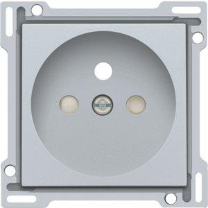 Niko afwerkingsset stopcontact inbouwdiepte 28,5mm Niko 121-66601