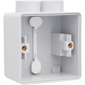 Niko Enkelvoudige doos met kabelinvoer 2 x M20 700-84102
