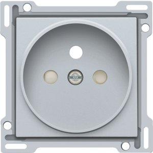 Niko afwerkingsset stopcontact inbouwdiepte 21mm Niko 121-66101