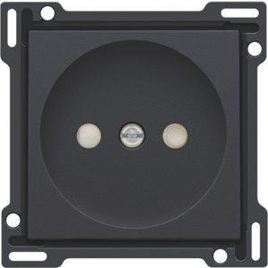 Niko afwerkingsset stopcontact zonder penaarde Niko 122-66501