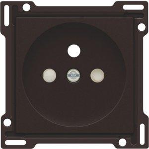 Niko afwerkingsset stopcontact inbouwdiepte 28,5mm Niko 124-66601
