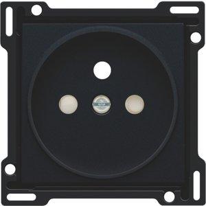 Niko afwerkingsset stopcontact inbouwdiepte 21mm Niko 161-66101