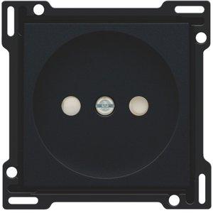 Niko afwerkingsset stopcontact zonder penaarde Niko 161-66501