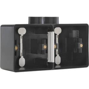 Niko Tweevoudige doos met kabelinvoer 2 x M20 761-84802