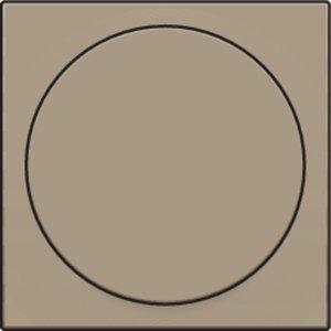 Niko Centraalplaat voor universele dimmer, bronze ref. 123-31003