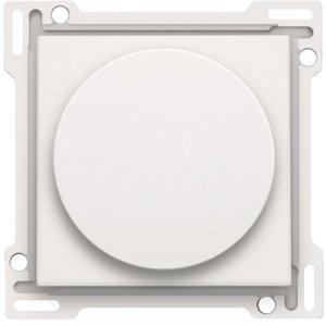 Niko Afwerkingsset voor draaiknop dimmer, wit ref. 101-31000
