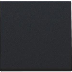 Niko Afwerkingsset  drukknopdimmer, Black coated161-31002