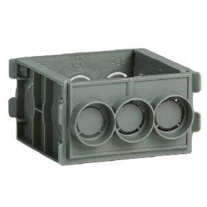Attema inbouwdoos koppelbaar 40mm (per stuk)