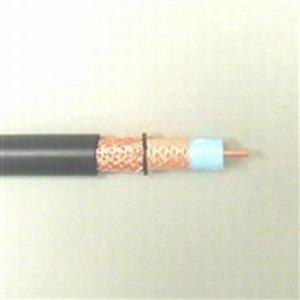 Coax telenet gekeurd, zwart buiten 30-50meter PE11