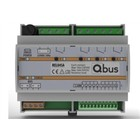 QBUS Relais module 4 x 16A met manuele bediening