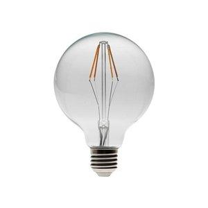 Retro LED lamp G95 E27 Intens warmwit