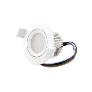 Loxone LED Spot RGBW Gen. 1  Wit - 100204
