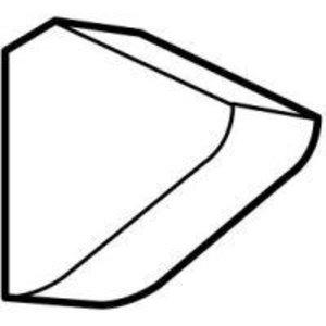 Legrand Einddeksel links/rechts voor 3D DLP kabelgoot 80 x 80