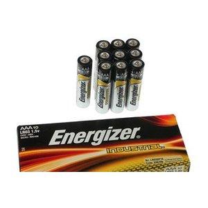 Energizer Batterij 10 x AA LR6 1,5V Energizer Industrial