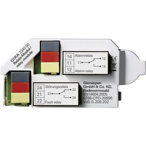 Gira Dual Q relais interface module