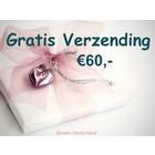 Gratis Verzending vanaf €60.- (in Ned.)