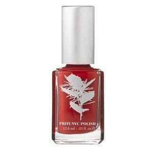 Priti NYC Luxueuze en Eco Nagellak 329- Red Parrot Tulip