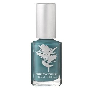 Priti NYC Luxueuze en Eco Nagellak 646- Tulip Tree Teal