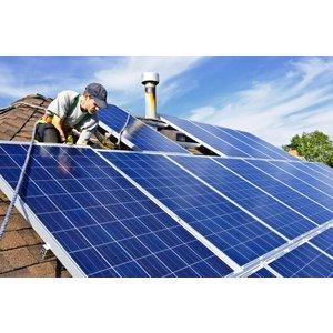 SCHULZ Systemtechnik Installatie zonnepanelen DC
