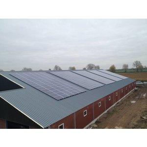 SCHULZ Systemtechnik SET 240 Panelen Basic Solar Industrial line 270 WP PRIJS INCL BTW