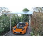 SCHULZ Systemtechnik Basic Solar Carport ALL BLACK