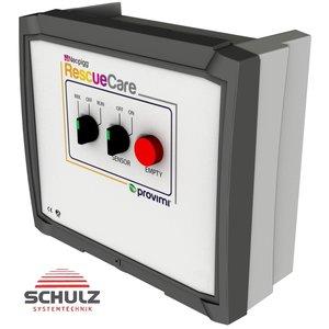 SCHULZ Systemtechnik RescueCare Basic besturing met waternaloop