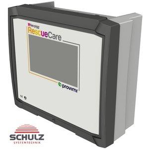 SCHULZ Systemtechnik Besturing Cupsysteem Touch 2 tanks