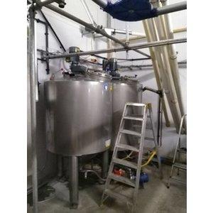 SCHULZ Systemtechnik Fermenteer installatie groot 2 tanks (1000-2500 zeugen)