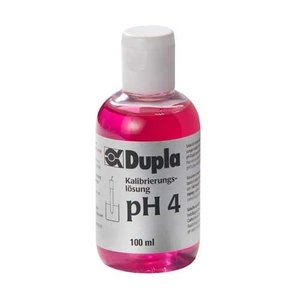Dupla pH 4 kalibreervloeistof 100 ml