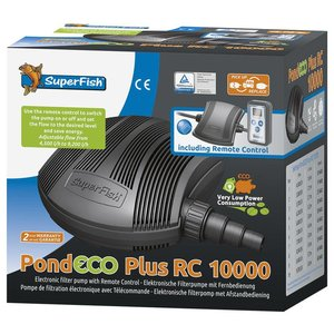 Superfish Pond Eco Plus RC 10000 Vijverpomp