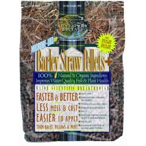 Microbe Lift Barley Straw Pellets