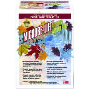 Microbe Lift Autumn Winter Prep