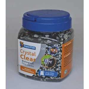 Superfish Crystal clear media 1000 ml