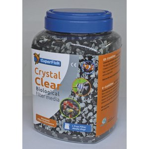 Superfish Crystal clear media 2000 ml
