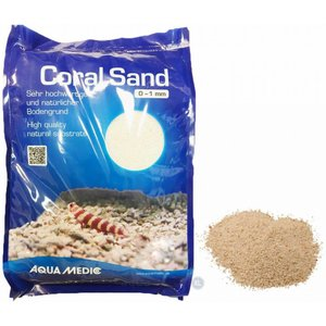Aqua Medic Coral Sand 0-1mm - 10kg