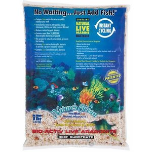 Nature's Ocean BioActiv Live Sand Substrate 1-1,5mm - 7,25kg