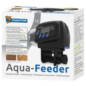 Superfish Aquafeeder zwart